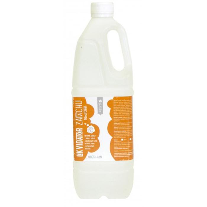 Bioclean Likvidátor zápachu NATURAL 1l
