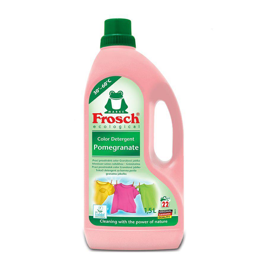 Frosch Granatapfel Bio prací gel 1,5l