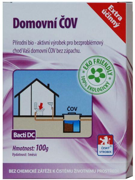 Baktoma Domovní ČOV bacti DC 100g