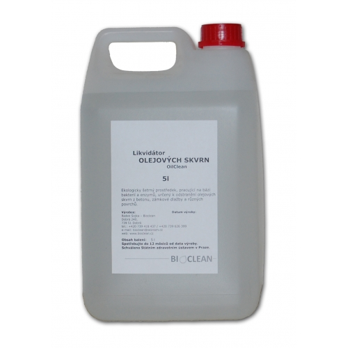 Bioclean OilClean 5l