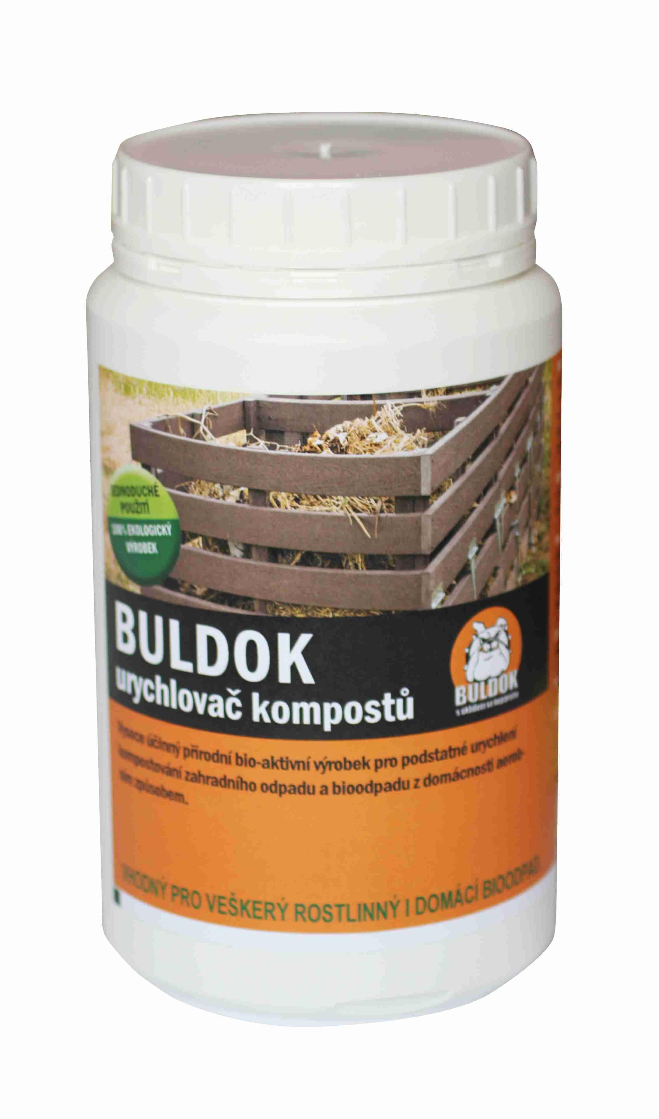 Metrum Buldok Urychlovač kompostů 1kg