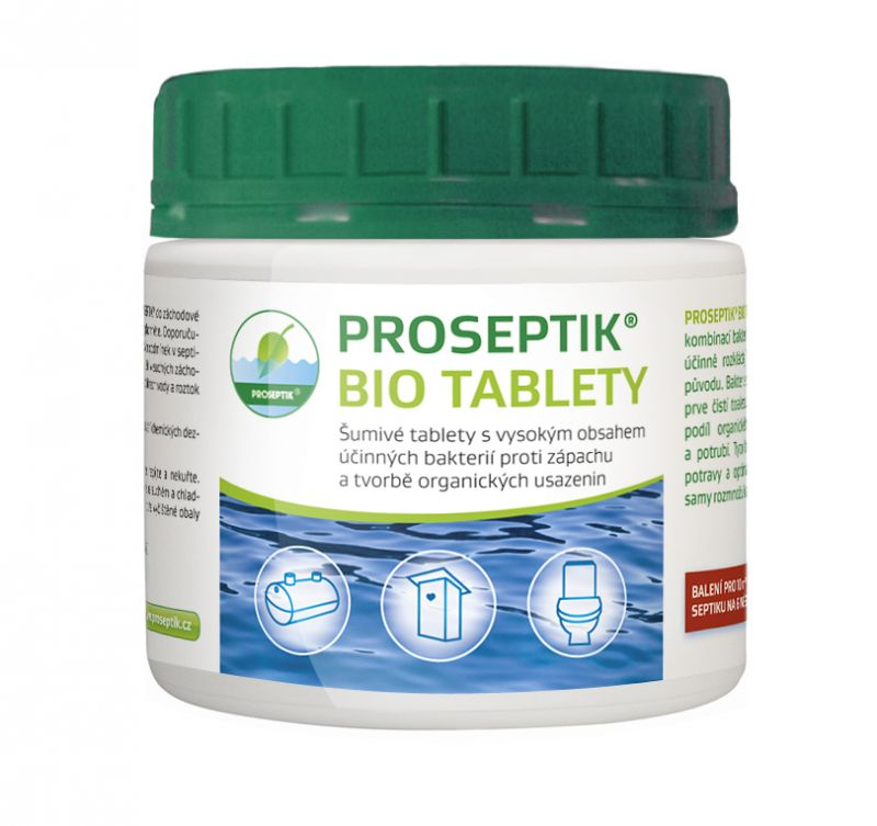 Proxim Proseptik BIO Tablety do septiku 6x20g