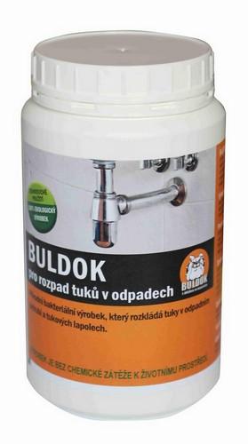 Metrum Buldok Pro rozpad tuků v odpadech 1kg