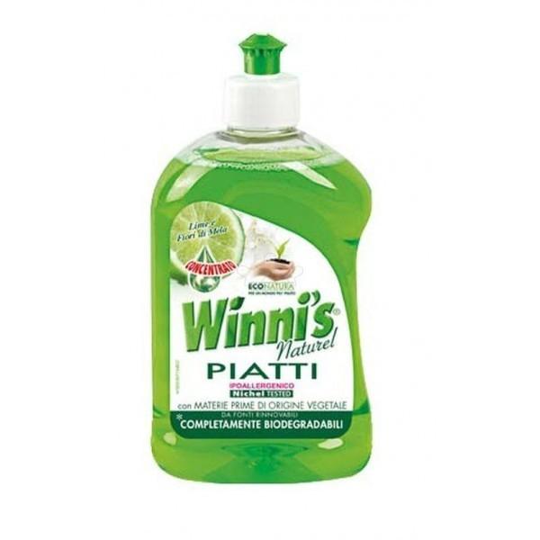 Winni´s EcoNatura Piatti Lime prostředek na nádobí 500ml