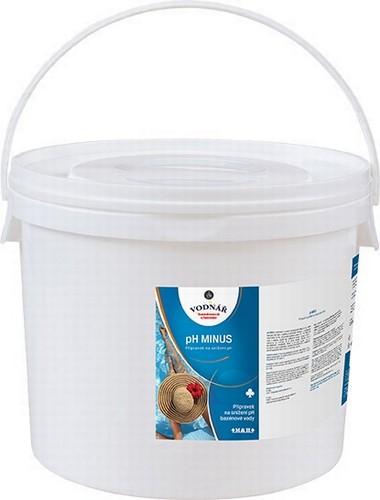 Vodnář pH minus 7,5kg